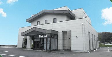 文十鳳凰殿 西尾幡豆斎場