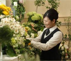 葬儀スタッフの写真
